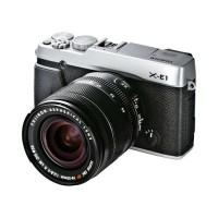 Kamera Fujiflim X-E1 kit 18-55 Black