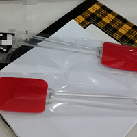 Sodet silicone, spatula karet