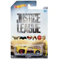 Hot Wheels Justice League Series Justice League Bassline Skala 64