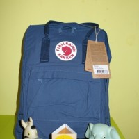 TAS FJALLRAVEN KANKEN CLASSIC BACKPACK - ROYAL BLUE