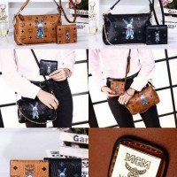 sling bag free pouch mcm