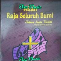 "Buku Lagu Paduan Suara Wanita Gereja ""Allah Raja Seluruh Bumi"""