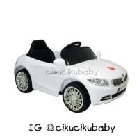 Mobil Accu BMW / mobil aki / mainan anak