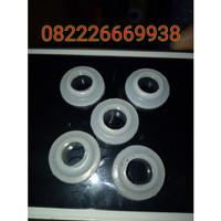 karet seal/sil pengaman regulator gas bahan silikon/silicone 5pcs