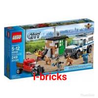 lego city 60048 Police dog unit