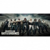 Gaming Mouse Pad Desain Game Online 400x900x2mm - Model PUBG 2