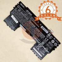 Baterai ORIGINAL Acer Aspire S7-191 AP12E3K 4 CELL - Black