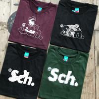 T-Shirt/Tshirt/Kaos RSCH (Ouval Research) ORIGINAL