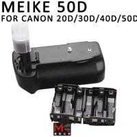 Meike MK-50D Battery Grip For Canon DSLR EOS 20D / 30D / 40D / 50D   1