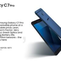 SAMSUNG GALAXY C7 PRO RAM 4GB 64GB