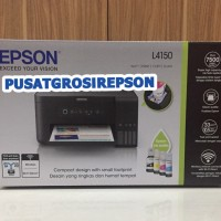 Printer Epson L4150 WIFI ALL IN ONE PENGGANTI L485