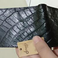 Dompet Pria Kulit Buaya Asli produk berkualitas dari Kota Merauke!