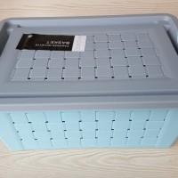 Weaving Storage   Keranjang Basket - 43x32x19cm