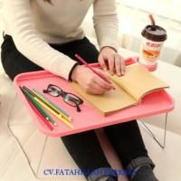 MO/ Meja lipat portable Meja laptop plastik Meja portable piknik