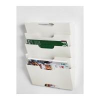IKEA KVISSLE Wall Magazine Rack, Rak Majalah / Koran, P Diskon