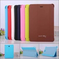 Smart Casing Cover HP Smart Cover Samsung Galaxy Tab A 8 T350 Stand s