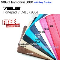Smart Casing Cover HP Flipcover for ASUS Fonepad 7 ME 372 SMART Trans