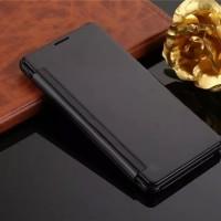 Smart Casing Cover HP Samsung Galaxy J5 Pro Smart Flip Slim View Mirr