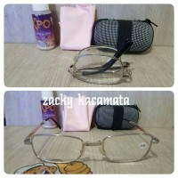 kacamata wanita terbaik baca lipat lensa dari kaca tersedia 100 samp