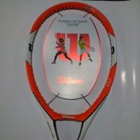 Raket Tenis Raket Tenis Tennis Wilson NCode N3 Orange