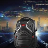"Targus Strike 17.3"" Gaming Laptop Backpack - Black with Rain Coat !"