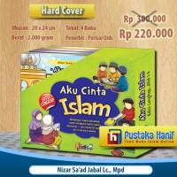 Buku Cerita Anak AKU CINTA ISLAM - Tauhid & Akhlak