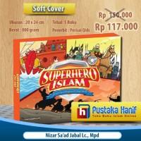 Buku Cerita Anak Muslim - SUPERHERO ISLAM - Perisai Qids