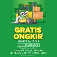 PROMO BEBAS ONGKIR PERIODE 1 FEBRUARI - 2 MARET di WWW-ROXYHP-COM