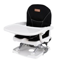 Kursi Makan Bayi BabyElle Booster Seat BE901 Foldable and Easy Carry