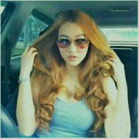 Hair Clip 3 layer Blonde merk Styleist / hairclip