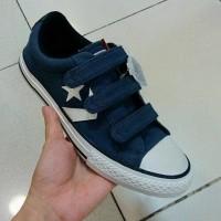 sepatu converse original kids navy MURAH