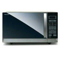 Microwave Oven with Grill SHARP R-728(K)HN 25 liter