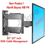 BRACKET BREKET LED NORTH BAYOU P4 /NBP4 / NB P4 SWIVEL 32-55 IN
