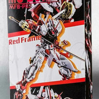 Gundam Astray Red Frame + Flight Unit - Metal Build Fire Dragon 1/100
