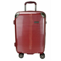 Tas Koper Hush Puppies 694013 Polycarbonate Hard Case Luggage 26