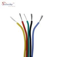 Kabel AWG 24 awg24 Serabut Tembaga Putih Eceran 1Meter Jumper Cable