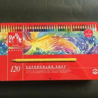 crayon carandache 120w