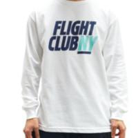 long sleeve Tshirt kaos baju distro FIGHT CLUB