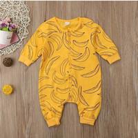 Harga baju jumper banana baby import romper pakaian | Pembandingharga.com