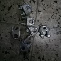 Harga 3 mm klem kawat seling kuku macan wire   antitipu.com