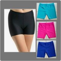 short tight lycra hot pants celana strit STS04