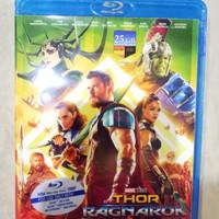 Kaset DVD Bluray Blue Ray Blueray Thor Ragnarok Marvel Film Murah#