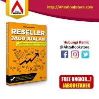 Buku Bisnis Reseller Jago Jualan | Ahza Bookstore