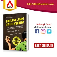 Buku Berani Jadi Taubaters Saptuari | Ahza Bookstore