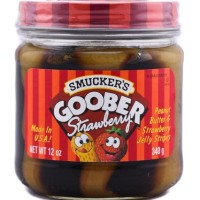 Smucker's Goober Strawberry 340 gram