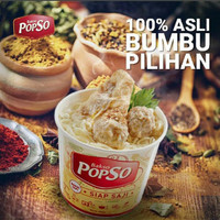 Popso bakso sehat dalam cup