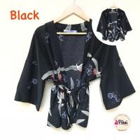 PI Outer Zara Murah Cardigan Burung Luaran korea kimono panjang
