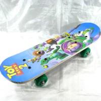 skateboard buat anak kecil gambar toy story skate board papan luncur