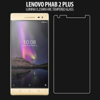 Lenovo Phab 2 Plus Lumina 0.3 mm Arc Tempered Glass Kaca Protector