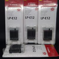 Battery / Baterai canon LP-E12 / LPE12 For EOS M M2 M10 100D KISS X7